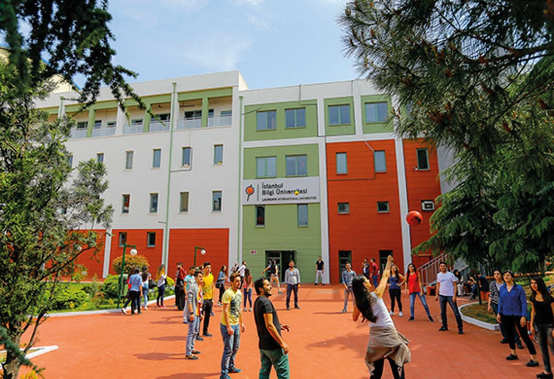 Istanbul Bilgi University (Kustepe Campus)