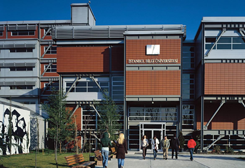 Istanbul Bilgi University (Dolapdere Campus)