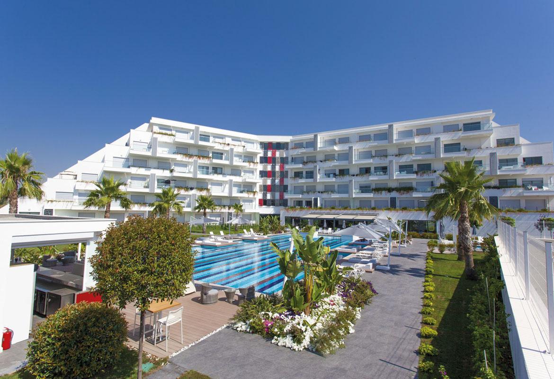 Q Spa Resort Hotel
