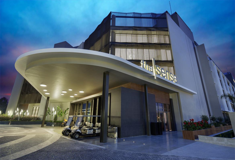 The Sense Delux Hotel